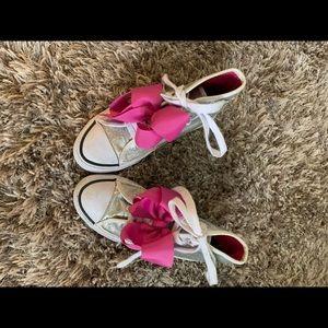 Jojo Siwa Hightop Shoes!